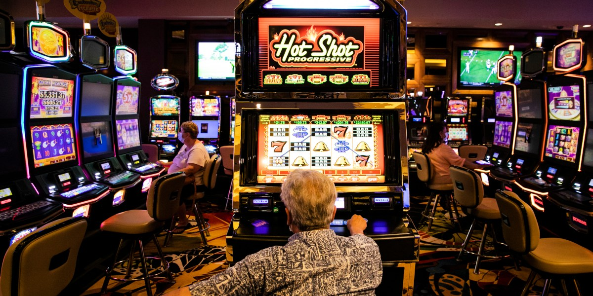 How To Make Even More Casino By Doing Much Less