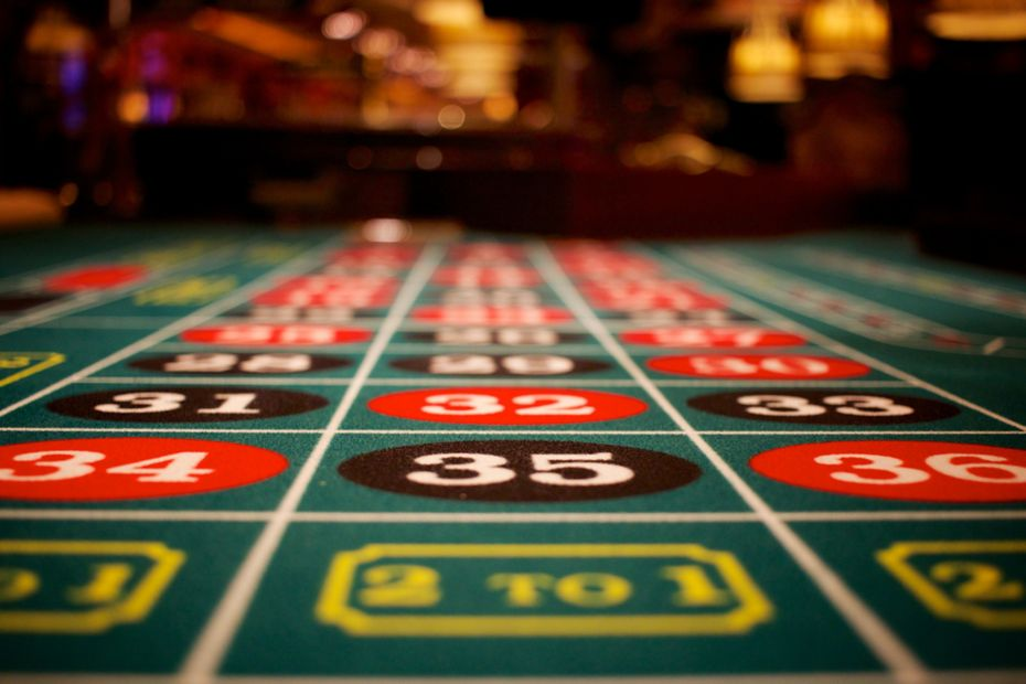 Four Strange Details About Online Betting