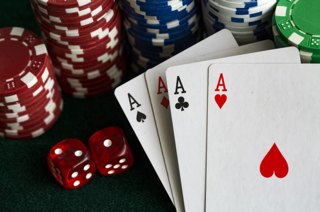 Poker online Any health advantages for playing this game?