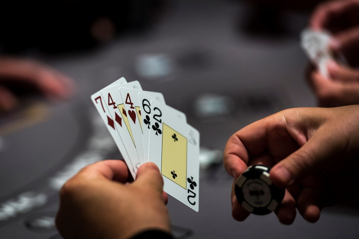 No-Limit Hold 'Em Tips – Don't Allow a Bad Beat Reason You to Shed Focus Or Cash When Playing Online Poker