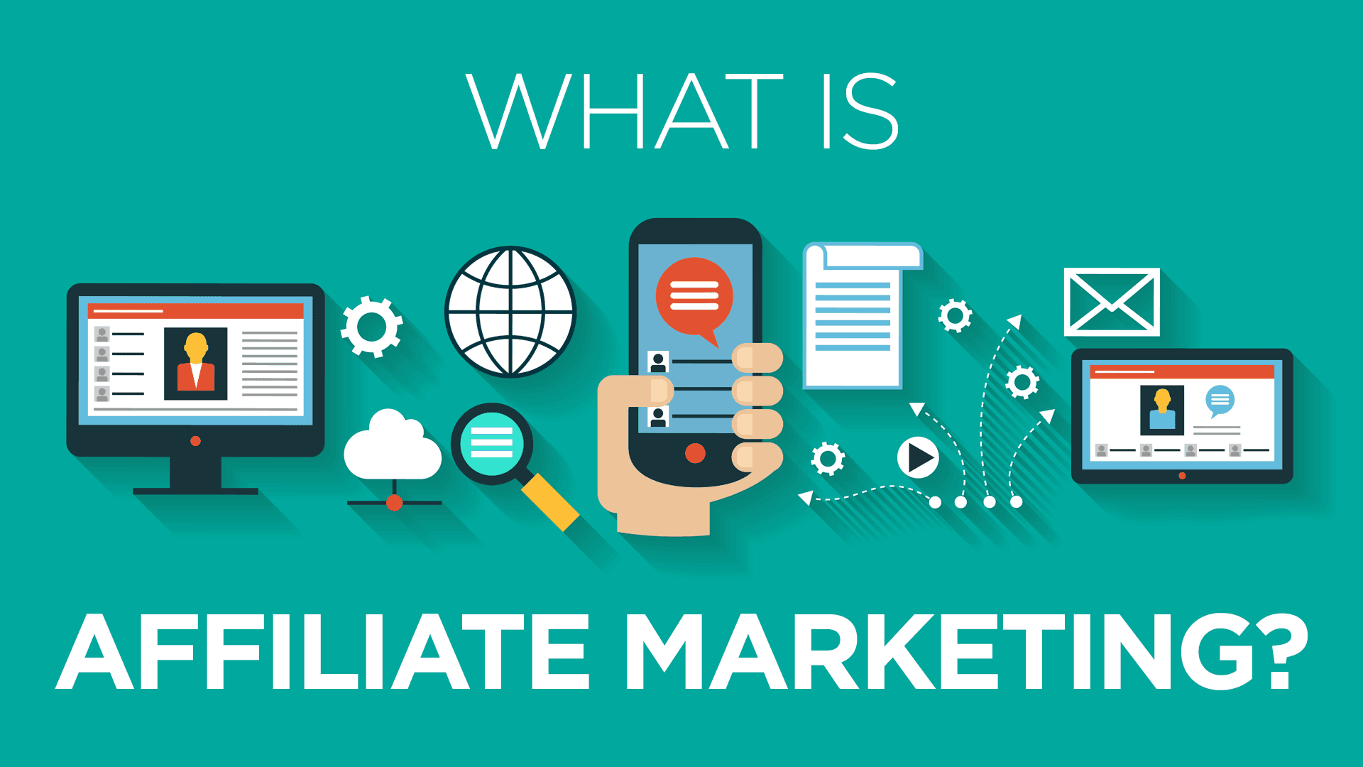 Affiliate Marketing-A Tool For commission hero review Attracting Crowd