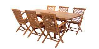 Add Grace And Glamour For Your Garden With Wooden Garden Furniture – Furniture