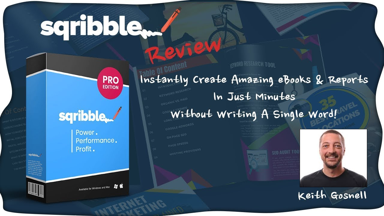 Sqribble Detailed Review – Better Sales Funnel