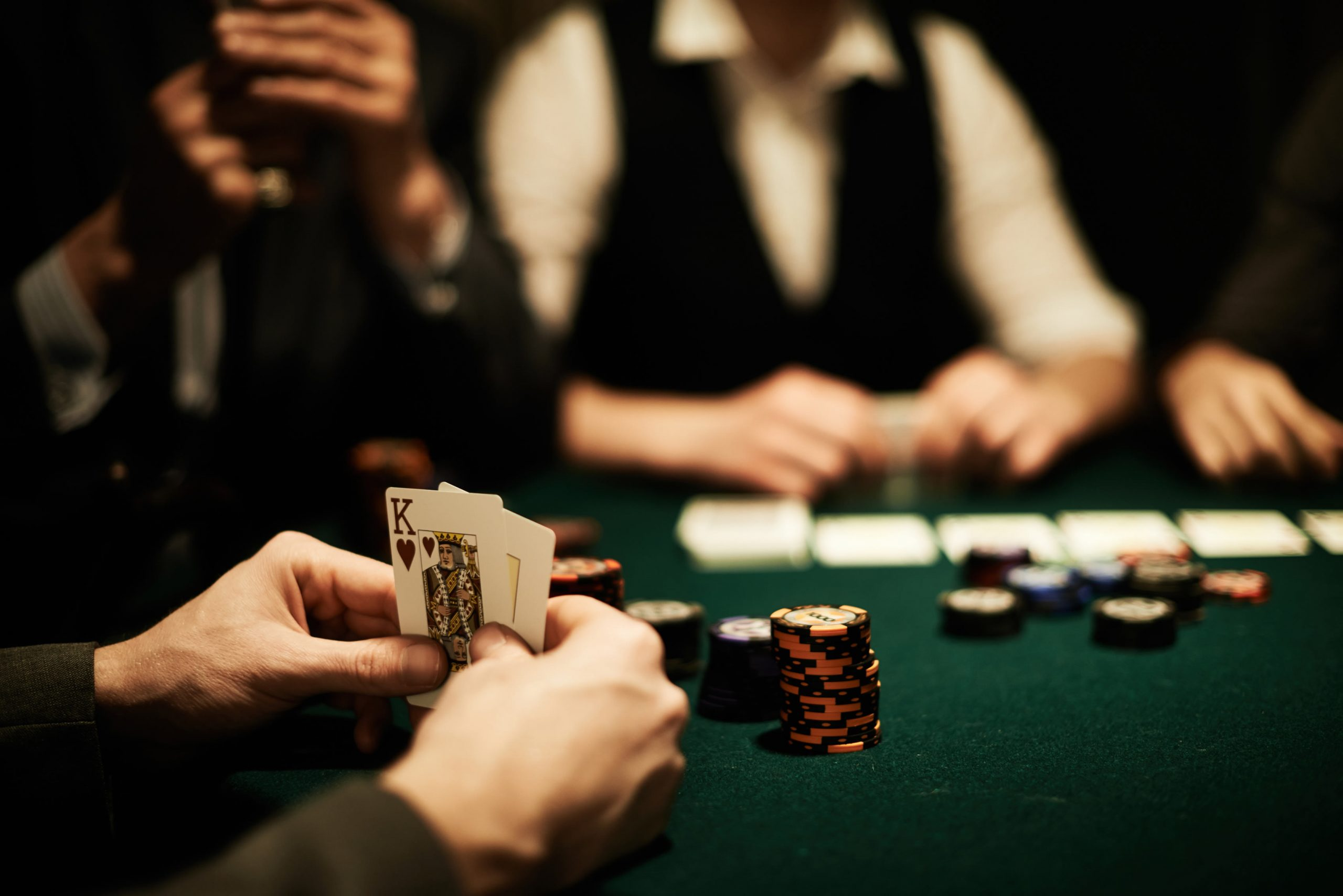 Using Seven Gambling Methods Like The Professionals