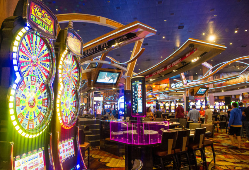 Laws Of Online Casino